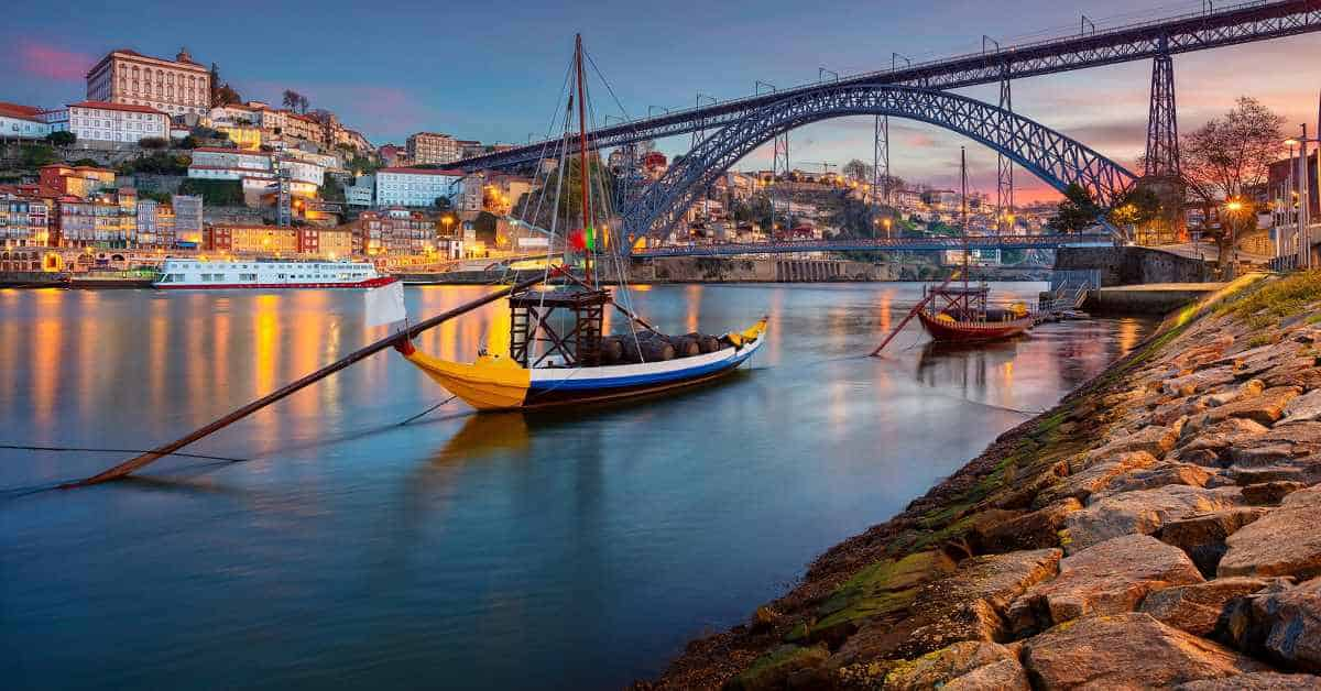 attractions in portugal