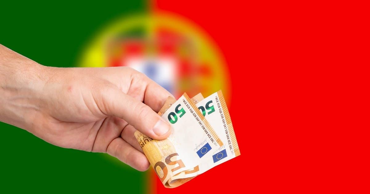 money and costs in poirtugal