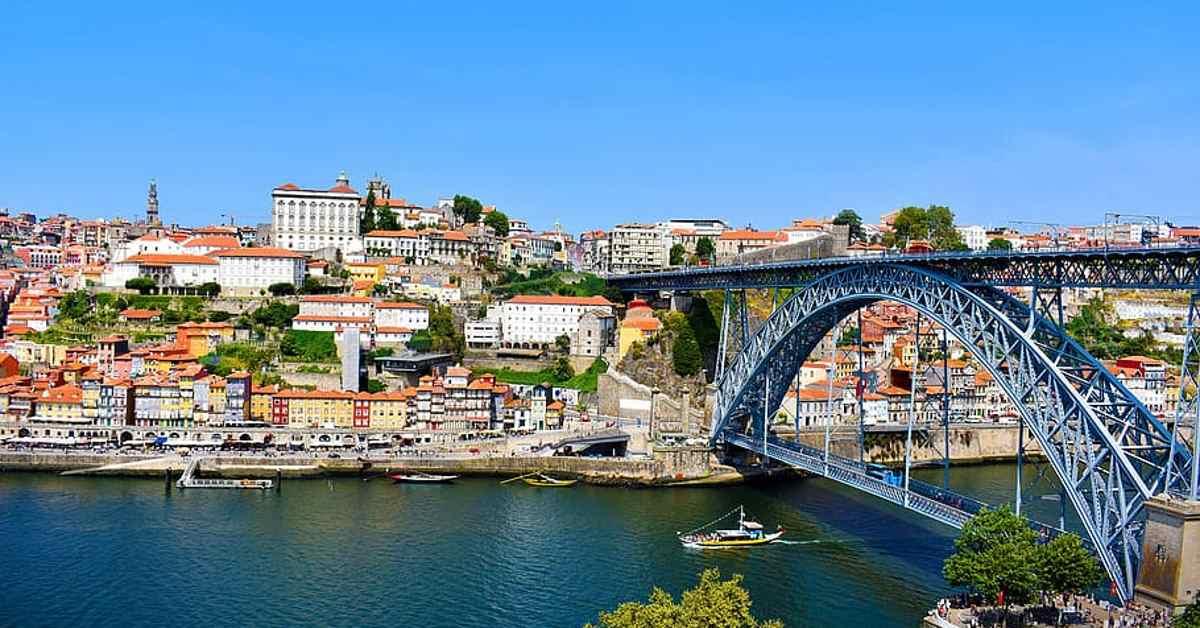 Luis I Bridge