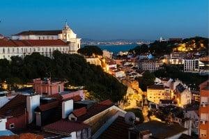 מלונות בליסבון פורטוגל